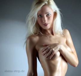 Stripperin Andrea München