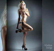 Stripperin Alaina Strip Andrea